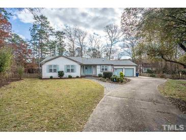 Photo one of 5400 Chilham Pl Raleigh NC 27612 | MLS 2360487