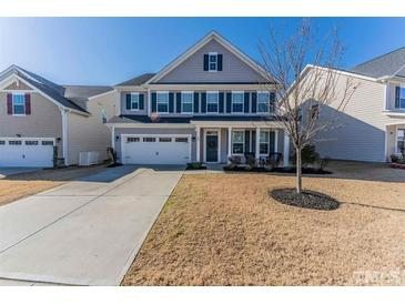 Photo one of 109 Mystwood Hollow Cir Holly Springs NC 27540 | MLS 2360494