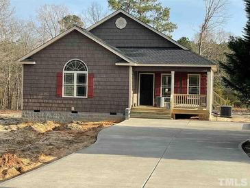 Photo one of 183 High Standard Ln Angier NC 27501   MLS 2360522
