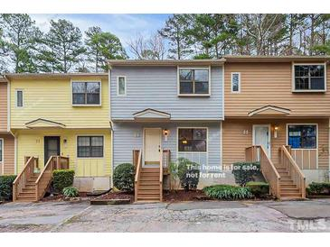 Photo one of 3622 Colchester St # 26 Durham NC 27707-4563 | MLS 2360930