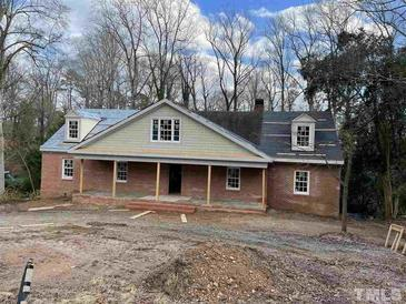 Photo one of 801 Runnymede Rd Raleigh NC 27607 | MLS 2360951