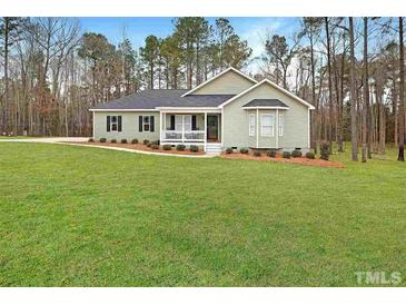 Photo one of 459 Silas Hayes Rd Angier NC 27501 | MLS 2361010