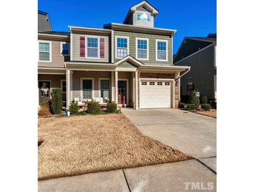 Photo one of 221 Cypress Hill Ln Holly Springs NC 27540 | MLS 2361068