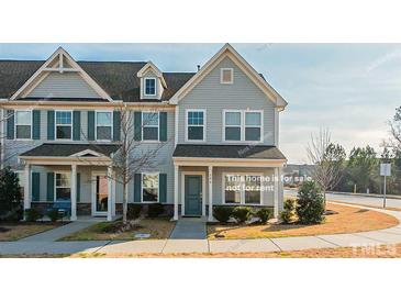 Photo one of 399 Shakespeare Dr Morrisville NC 27560-0140 | MLS 2361120