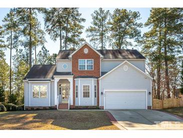 Photo one of 1815 White Dogwood Rd Apex NC 27502 | MLS 2361123