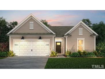 Photo one of 3147 Lunge Ln # Wb Lot 376 Apex NC 27562 | MLS 2361180
