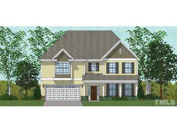 Photo one of 440 Slomo Ct Wake Forest NC 27587 | MLS 2361233