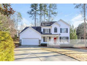 Photo one of 8909 Mossy Rock Way Apex NC 27539-6816 | MLS 2361283