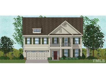 Photo one of 421 Slomo Ct Wake Forest NC 27587 | MLS 2361285