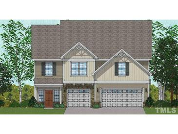 Photo one of 417 Slomo Ct Wake Forest NC 27587   MLS 2361301