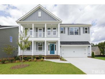 Photo one of 416 Slomo Ct Wake Forest NC 27587 | MLS 2361314