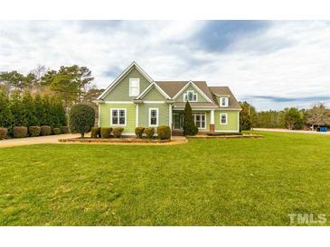 Photo one of 6200 O C Hester Rd Holly Springs NC 27540   MLS 2361328