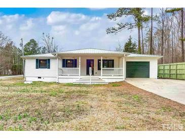 Photo one of 42 Clarence Brooks Rd Pittsboro NC 27312-9999 | MLS 2366959