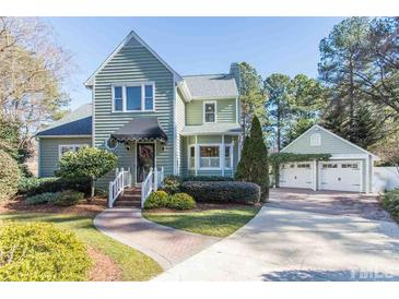Photo one of 1732 Briarforest Pl Raleigh NC 27615 | MLS 2366979