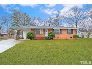 Photo one of 416 W Horne St Clayton NC 27520 | MLS 2366986
