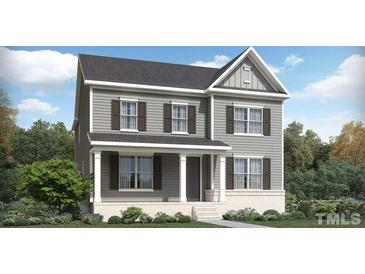 Photo one of 3046 Wishing Well Wynd # Lot 161- Huntley A Apex NC 27502 | MLS 2367101
