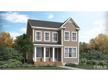 Photo one of 3036 Wishing Well Wynd # Lot 159 - Victoria A Apex NC 27502 | MLS 2367113