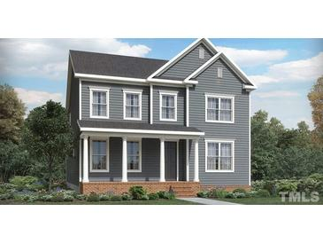 Photo one of 3020 Wishing Well Wynd # Lot 155 - Huntley B Apex NC 27502 | MLS 2367163