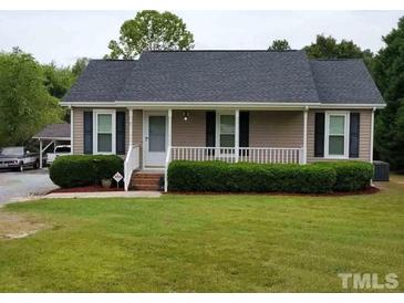 Photo one of 2784 Fairground Rd Dunn NC 28334 | MLS 2367167