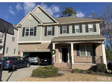 Photo one of 213 Liberty Rose Dr Morrisville NC 27560 | MLS 2367172