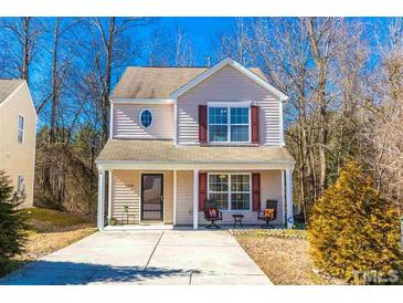 Photo one of 6604 Frogstool Ln Raleigh NC 27610 | MLS 2367189