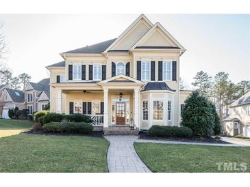 Photo one of 706 Magalloway Dr Cary NC 27519-8780 | MLS 2367201