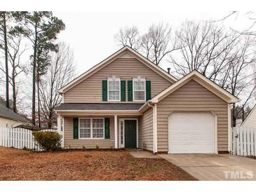Photo one of 203 Thorncrest Dr Apex NC 27539 | MLS 2367295