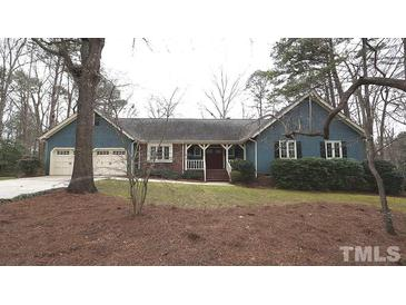 Photo one of 7009 Valley Dr Raleigh NC 27612-6930 | MLS 2367500