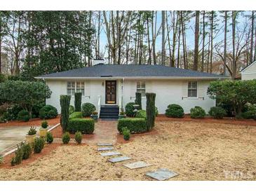 Photo one of 215 W Drewry Ln Raleigh NC 27609   MLS 2367524