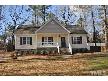 Photo one of 484 Shawnee Dr Louisburg NC 27549 | MLS 2367535