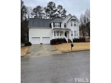 Photo one of 3028 Queensland Ct Raleigh NC 27614 | MLS 2367687