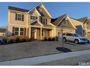 Photo one of 713 Twin Star Ln Knightdale NC 27545   MLS 2367699