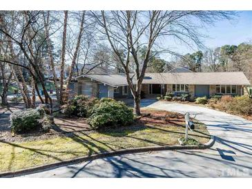Photo one of 1318 Richmond Ct Cary NC 27511 | MLS 2367813