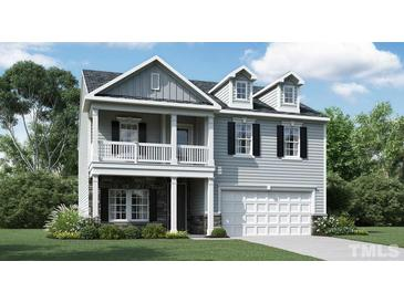 Photo one of 100 Gorges Park Dr Holly Springs NC 27540 | MLS 2367840