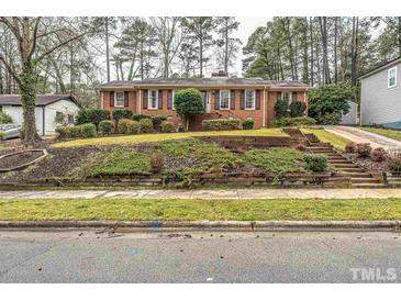 Photo one of 5813 Old Forge Cir Raleigh NC 27609 | MLS 2367865