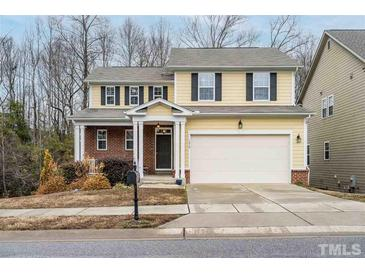 Photo one of 1515 Old Bramble Ln Fuquay Varina NC 27526 | MLS 2367944