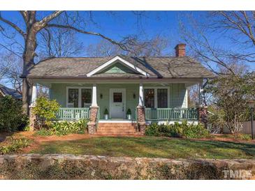 Photo one of 405 North St Chapel Hill NC 27514 | MLS 2368008