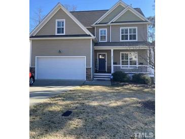 Photo one of 209 Holly Moor Ln Holly Springs NC 27540 | MLS 2368045