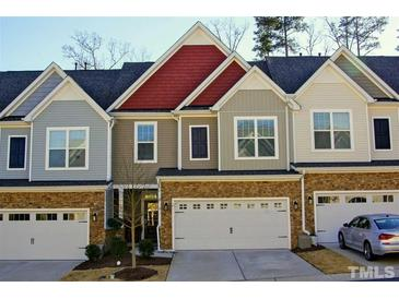Photo one of 506 Suttons Walk Dr Cary NC 27513 | MLS 2368059