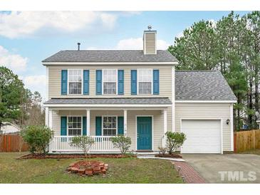 Photo one of 815 Homestead Park Dr Apex NC 27502 | MLS 2368095