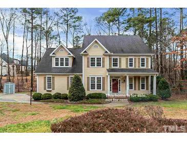 Photo one of 2020 Gardenbrook Dr Raleigh NC 27606-8951 | MLS 2368135