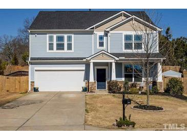 Photo one of 313 Quartermaster Dr Sanford NC 27330 | MLS 2368184