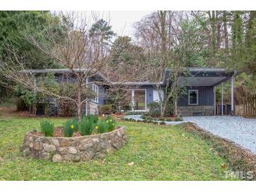Photo one of 1115 Valley Park Dr Chapel Hill NC 27514 | MLS 2374949