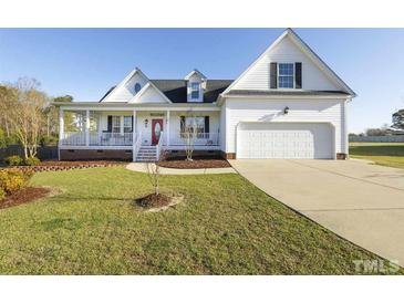 Photo one of 37 Topsail Dr Angier NC 27501 | MLS 2374966