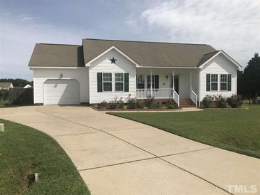 Photo one of 51 Eula Ct Angier NC 27501 | MLS 2374988