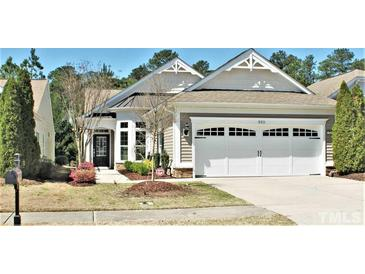 Photo one of 325 Orbison Dr Cary NC 27519 | MLS 2374995