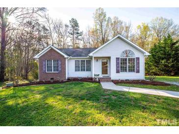 Photo one of 454 Foxcroft Dr Timberlake NC 27583   MLS 2375112