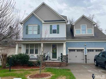Photo one of 1025 Finley Point Pl Knightdale NC 27545   MLS 2375137