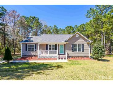 Photo one of 46 Crooked Tree Dr Four Oaks NC 27524 | MLS 2375146