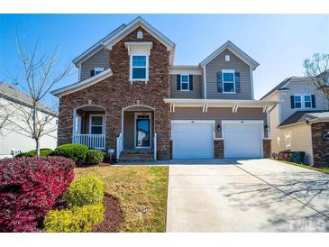 Photo one of 609 Pilot Hill Dr Morrisville NC 27560 | MLS 2375154